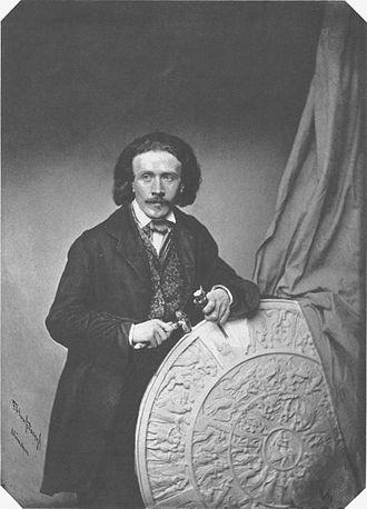Bad Bergzabern - Konrad Knoll appr. 1860