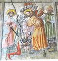 Konstanz Müünster - Sylvesterkapelle 3 Judaskuss.jpg