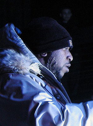Kool G Rap - Kool G Rap performing in New York City, 2004