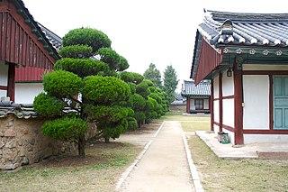 Gyeongju Hyanggyo