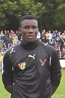 Kossi Agassa French-Togolese former footballer