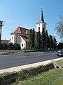 Kostol svätého Nikolaja, 2020 Sárvár.jpg