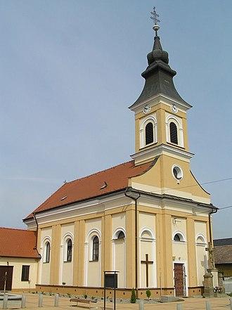 Trebatice - Church in Trebatice