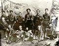 Kosturskite vojvodi, Kljashev i Korshonov.jpg