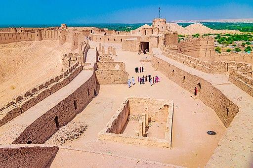Kot Diji Fort Khairpur Miras Sindh