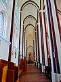 Kraštinė nava, Sasnavos bažnyčia.JPG