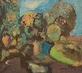 Krajina kolem Tiché Orlice, 1992, olej na plátně 60x70 cm.jpg