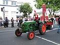 Kramer Traktor Bernemer Kerb Festzug 13082011.JPG