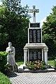 Kriegerdenkmal Pfarrkirche Kleinwarasdorf 01.jpg