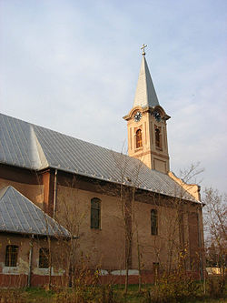 Kruščić, Catholic Church.jpg