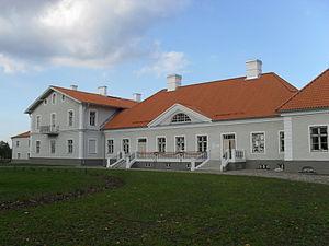 Eduard Toll - Kukruse Manor where Eduard von Toll lived