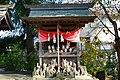 Kumagawa-jinja (Fussa) Inner Inari-jinja and Yama-jinja.jpg