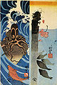Kuniyoshi Utagawa, octopus, red fish.jpg