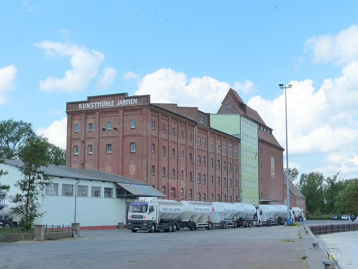 Mühle Jarmen