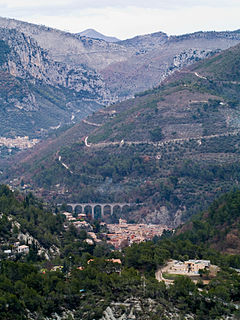 LEscarène Commune in Provence-Alpes-Côte dAzur, France
