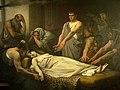 Léon Olivié - Le serment de Brutus sur le corps de Lucrèce - Musée des Pêcheries - Fécamp.jpg