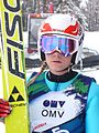 LCOC Ski jumping Villach 2010 - Jenna Mohr 66.JPG