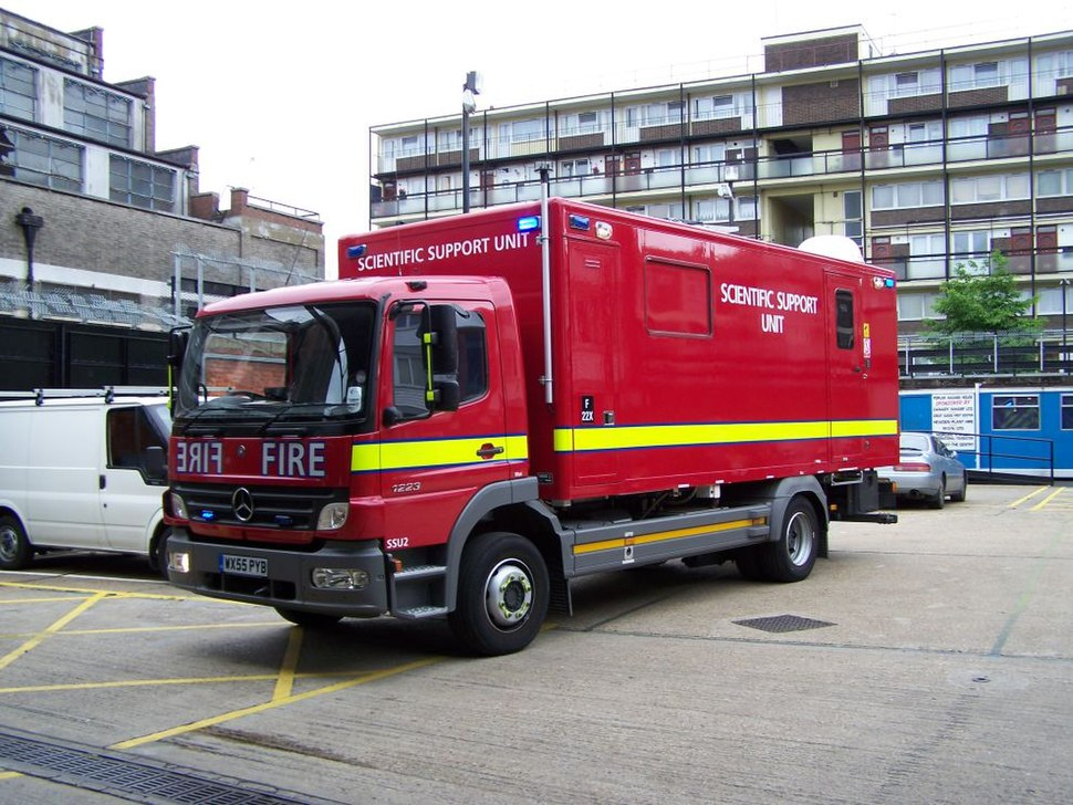 LFB Scientific Support Unit