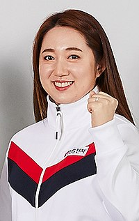 LG전자, '올림픽 銀' 여자 컬링팀 공식 후원 (Kim Yeong-Mi) (cropped).jpg