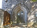 La Chapelle-Pommier église portail.jpg