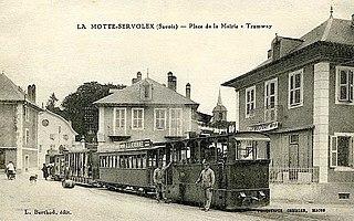 Chambéry tramway
