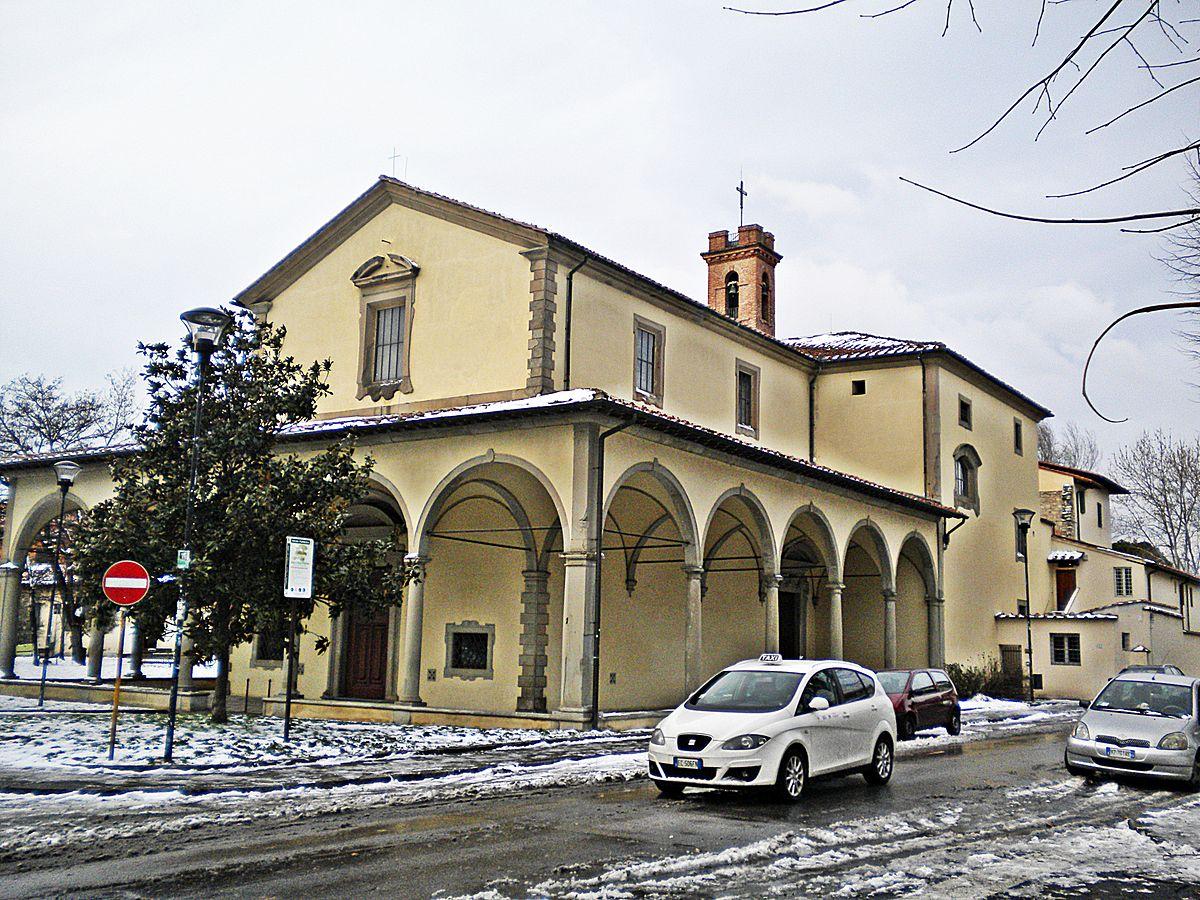 Chiesa di santa maria della piet prato wikipedia - Architetto prato ...