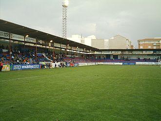 Yeclano Deportivo - Estadio La Constitución