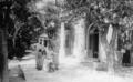 La famille Kircher à leur domicile à Trieste, circa 1901 neu.png