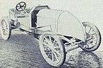 La voiture Panhard et Levassor au Grand Prix de l'ACF 1907.jpg