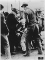 Labor-Strike-Ford Motor Company-men in physical altercation - NARA - 195600.tif