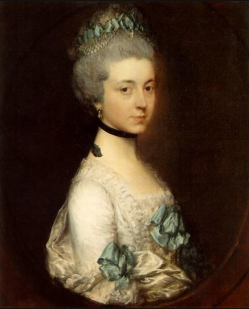 Lady Elizabeth Montagu, Duchess of Buccleuch and Queensberry (1718-1800)