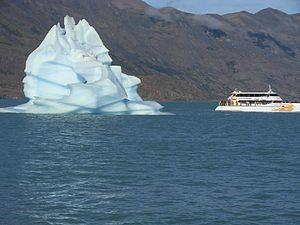 Argentino Lake - Image: Lago Argentino