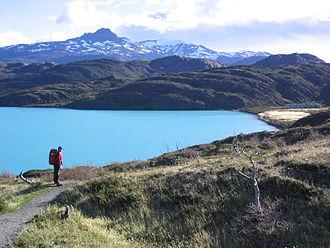 Cordillera Paine - Lago Pehoé