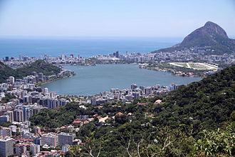 Rodrigo de Freitas Lagoon - Lagoa Rodrigo de Freitas