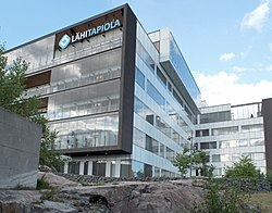 Kirjasto Tapiola