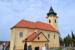 Lakšárska Nová Ves kostol 01.jpg