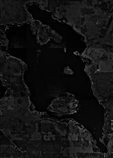 Lake Kissimmee lake in United States of America