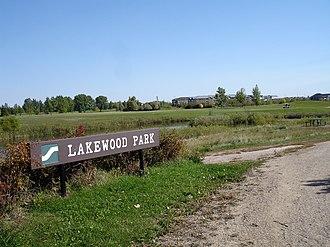 Wildwood, Saskatoon - Lakewood Park
