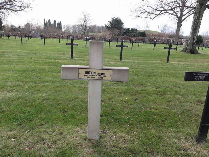 Deutscher Soldatenfriedhof Lambersart in Lambersart