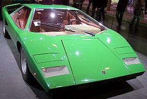 First Lamborghini Ever Made >> History Of Lamborghini Wikipedia