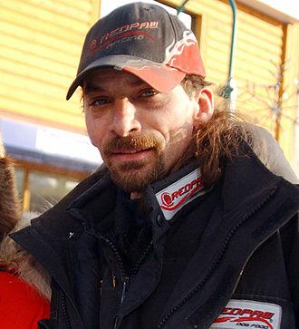 Lance Mackey - Mackey at the 2009 Iditarod Race