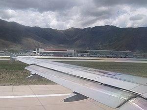Gonggar County - Lhasa Gonggar Airport