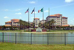 The Laredo Medical Center is the largest medical center in Laredo