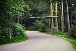 Larrabee State Park, gate.jpg