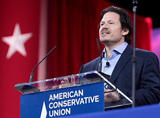 Larry Solov - Solov speaking at the 2015 Conservative Political Action Conference