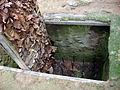 Lascar A booby trap with bamboo spikes - Cu Chi tunnels (4607992038).jpg