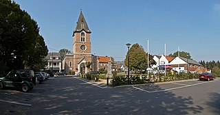 Lasne Municipality in French Community, Belgium