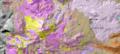 Lassen Peak geologic map.png