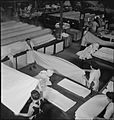 Laundry in Wartime- the work of Gleniffer Laundry, Catford, London, England, UK, 1944 D23251.jpg