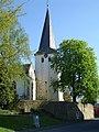 Laurentiuskirche vom Bonhoefferhaus.JPG